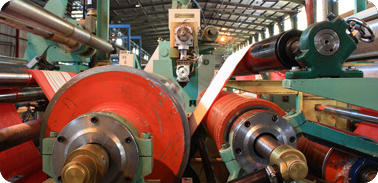 Poly bag manufacturing machinery